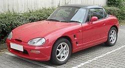 Co nieco o autach: Suzuki Cappucino