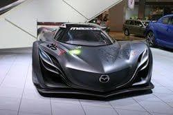 Co nieco o autach: Mazda Furai