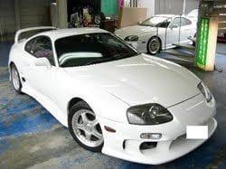 Co nieco o autach: Toyota Supra MK IV