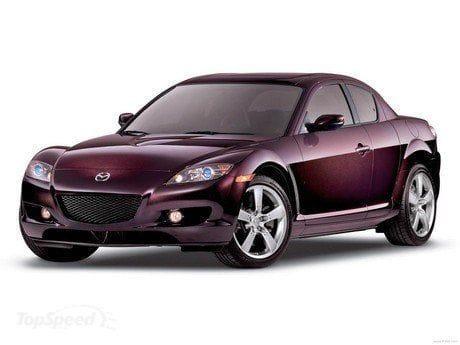 Co nieco o autach: Mazda RX-8