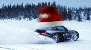 O śniegu, świętach, oponach zimowych i innych badziewiach...
