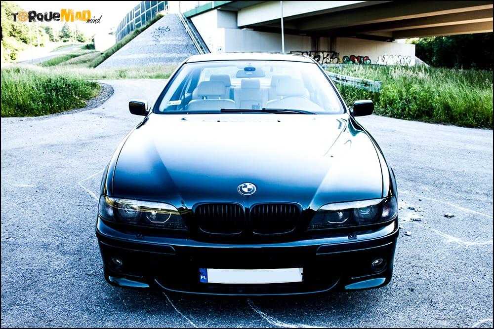 Fotki #52: BMW 5er E39 pt.2