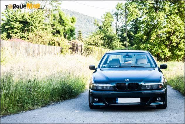 BMW 5er E39 pt.2