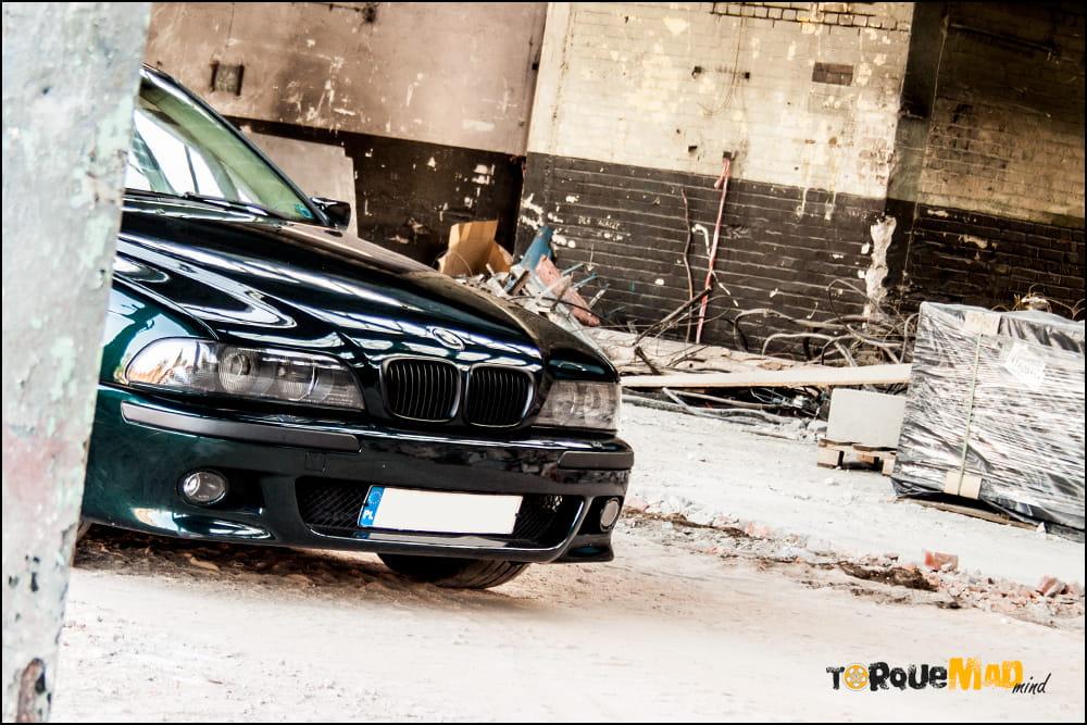 Fotki #46: BMW 5er E39