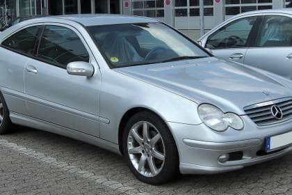 MercedesW203