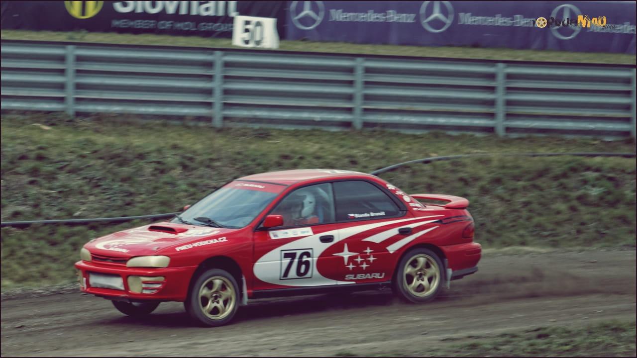 Fotki #63: CEZ RallyCross 1/5
