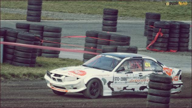 CEZ RallyCross 2/5