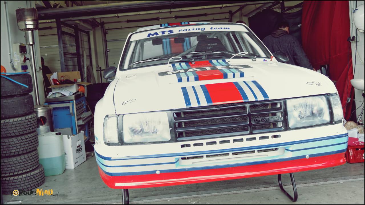Fotki #65: CEZ RallyCross 3/5: Padok
