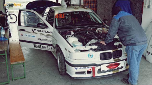 CEZ RallyCross 3/5: Padok