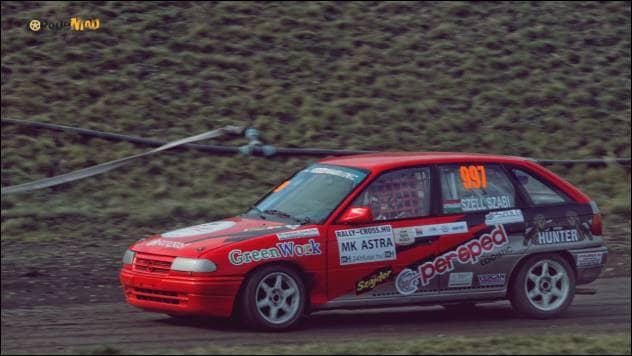 CEZ RallyCross 4/5