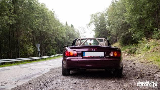Mazda MX-5 Miata NB Salmopol