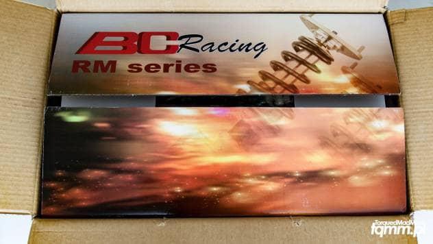 bc racing rm e46 // Zawieszenie gwintowane
