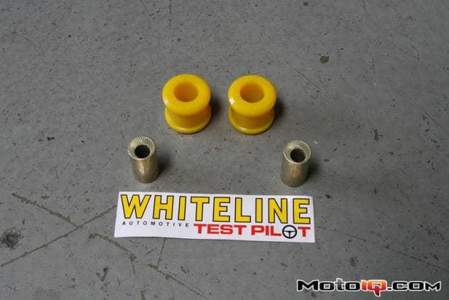 Tuleje acentryczne Whiteline