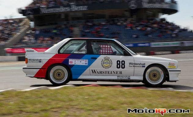 Wyścigowe E30