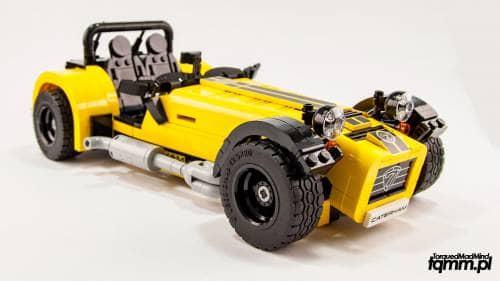 LEGO Caterham Seven 620R TorquedMad Mind - blog motoryzacyjny