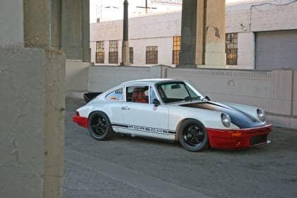 Garaż marzeń 911 Magnus Walker  TorquedMad Mind - blog motoryzacyjny
