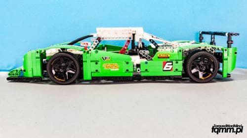 Lego technic 42039 TorquedMad Mind - blog motoryzacyjny