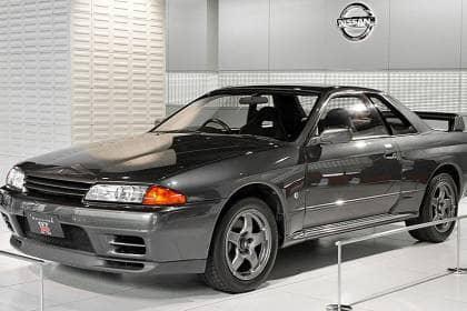 Garaż marzeń Nissan Skyline GT-R R32 TorquedMad Mind - blog motoryzacyjny