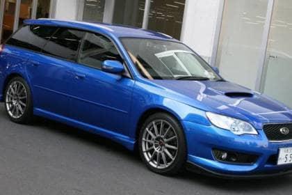 Garaż marzeń Subaru Legacy STI  TorquedMad Mind - blog motoryzacyjny