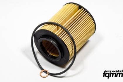 części do rurka // Filtr oleju KNECHT OX154/1D  TorquedMad Mind - blog motoryzacyjny