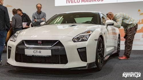 Inheba Autosalon Nissan GT-R TorquedMad Mind - blog motoryzacyjny