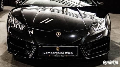 Inheba Autosalon Lamborghini Huracán TorquedMad Mind - blog motoryzacyjny