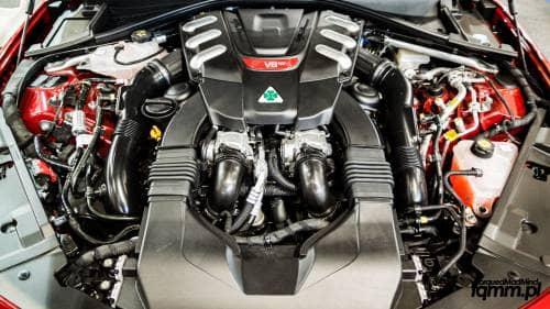Inheba Autosalon Alfa Romeo Giulia Quadrifoglio TorquedMad Mind - blog motoryzacyjny