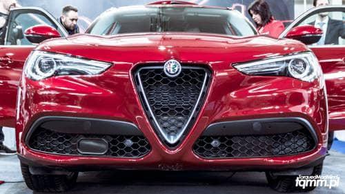 Inheba Autosalon Alfa Romeo Stelvio TorquedMad Mind - blog motoryzacyjny
