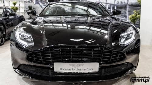 Inheba Autosalon Aston Martin TorquedMad Mind - blog motoryzacyjny