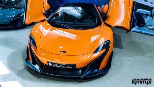 Inheba Autosalon McLaren TorquedMad Mind - blog motoryzacyjny