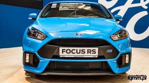 Inheba Autosalon Ford Focus RS TorquedMad Mind - blog motoryzacyjny