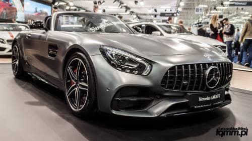 Inheba Autosalon Mercedes AMG GT C TorquedMad Mind - blog motoryzacyjny