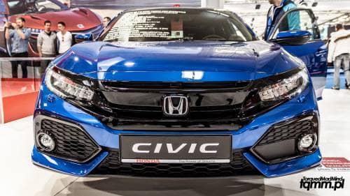 Inheba Autosalon Honda Civic TorquedMad Mind - blog motoryzacyjny