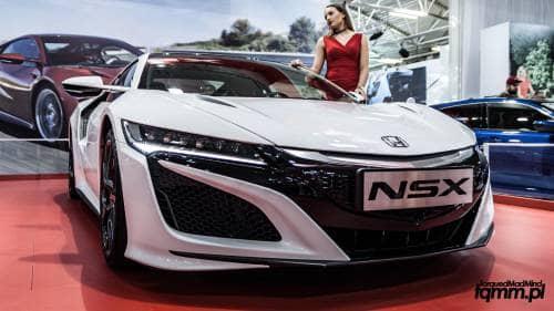 Inheba Autosalon Honda NSX TorquedMad Mind - blog motoryzacyjny