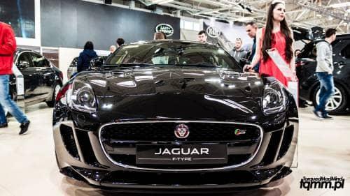 Inheba Autosalon JAguar F-Type TorquedMad Mind - blog motoryzacyjny