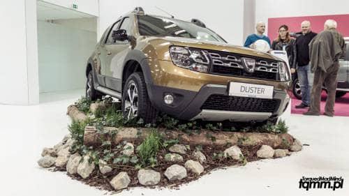Inheba Autosalon Dacia Duster TorquedMad Mind - blog motoryzacyjny TorquedMad Mind - blog motoryzacyjny