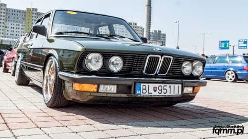 Inheba Autosalon BMW E28 TorquedMad Mind - blog motoryzacyjny