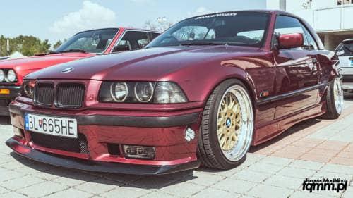 Inheba Autosalon BMW E36 TorquedMad Mind - blog motoryzacyjny