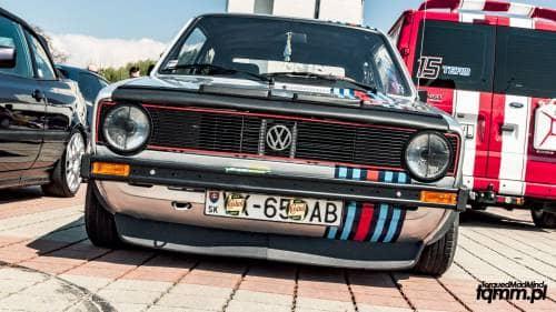 Inheba Autosalon Volkswagen Golf Mk. 1 TorquedMad Mind - blog motoryzacyjny