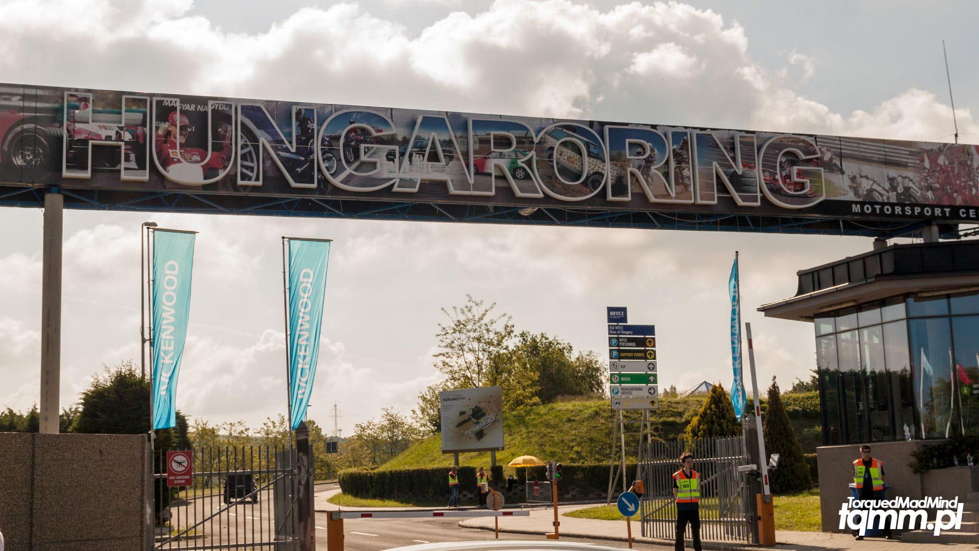 Fotki #90: Hungaroring: ETCC, KIA Lotos Race, WTCC