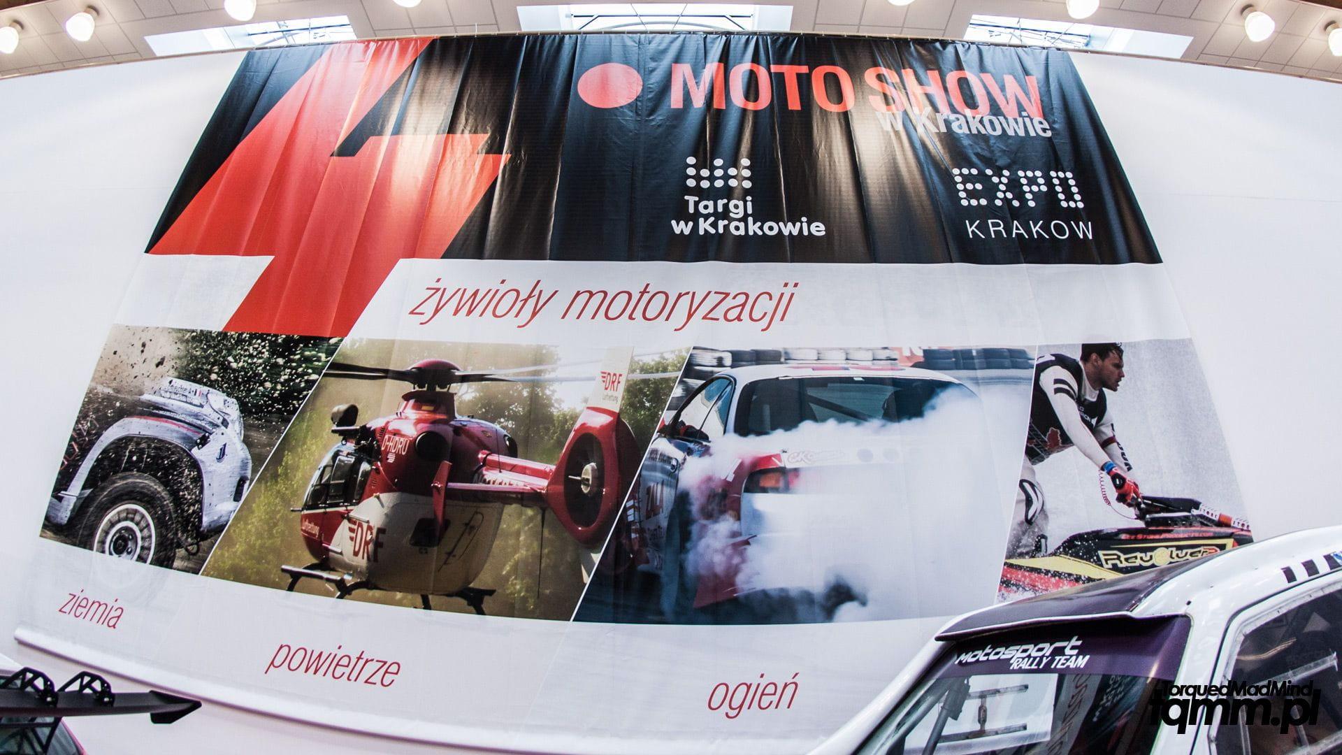 Fotki #91: Moto Show Kraków 2017