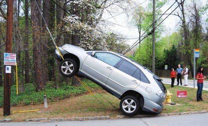 Dlaczego jesteśmy słabymi kierowcami?