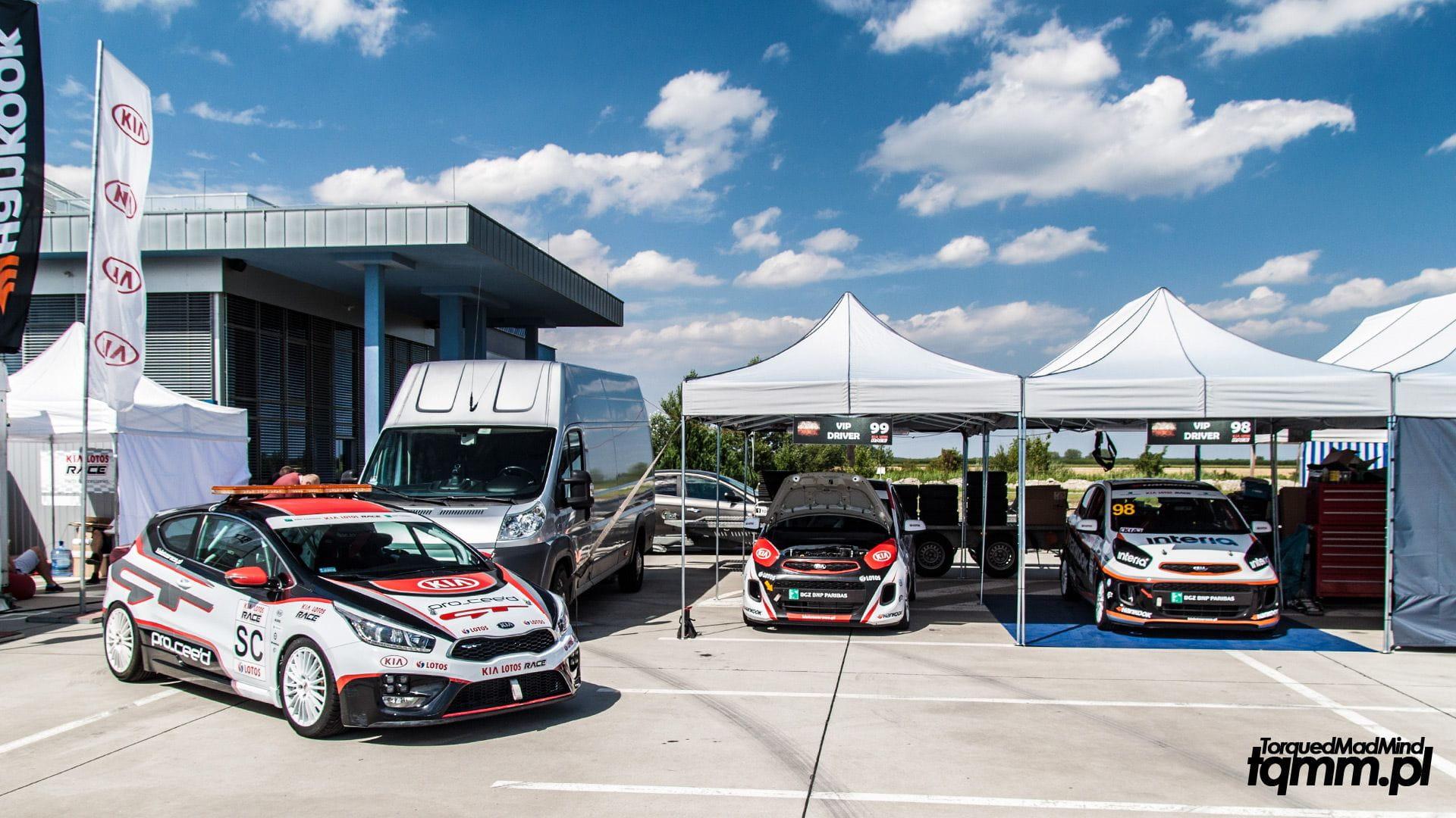 Fotki #92: Kia Lotos Race 2017 Slovakia Ring