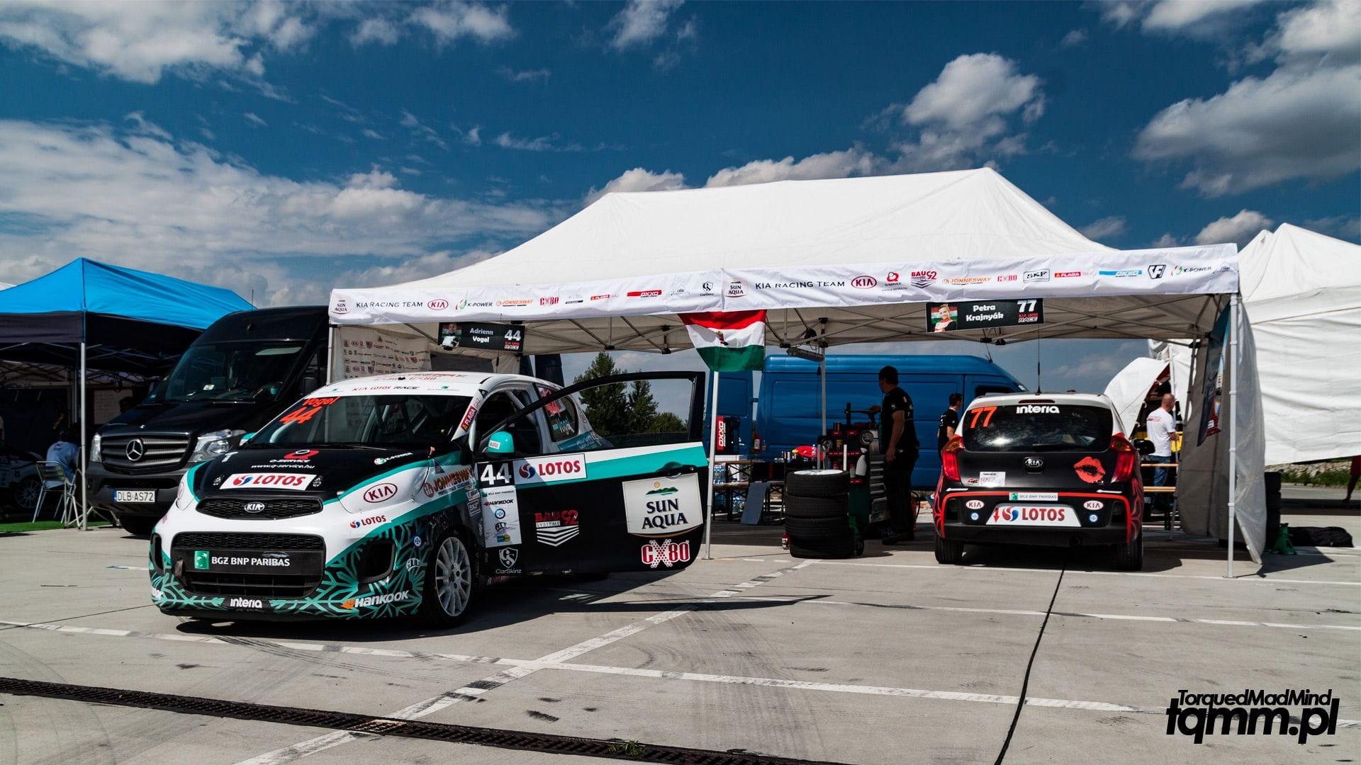 Kia Lotos Race Slovakia Ring 2017