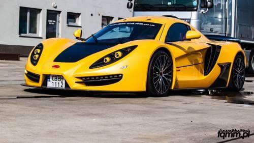 Slovakiaring SIN Cars TorquedMad Mind - blog motoryzacyjny
