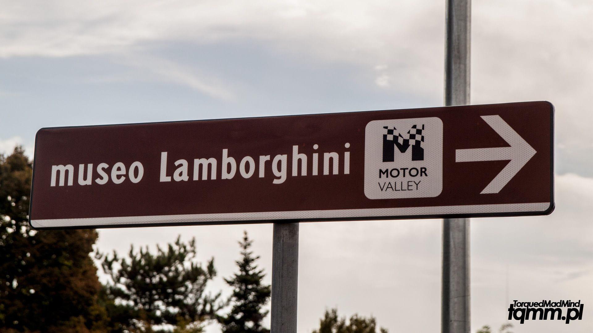 Fotki #96: Museo Lamborghini