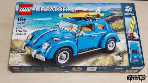 Lego VW Beetle 10252 - TorquedMad Mind - blog motoryzacyjny