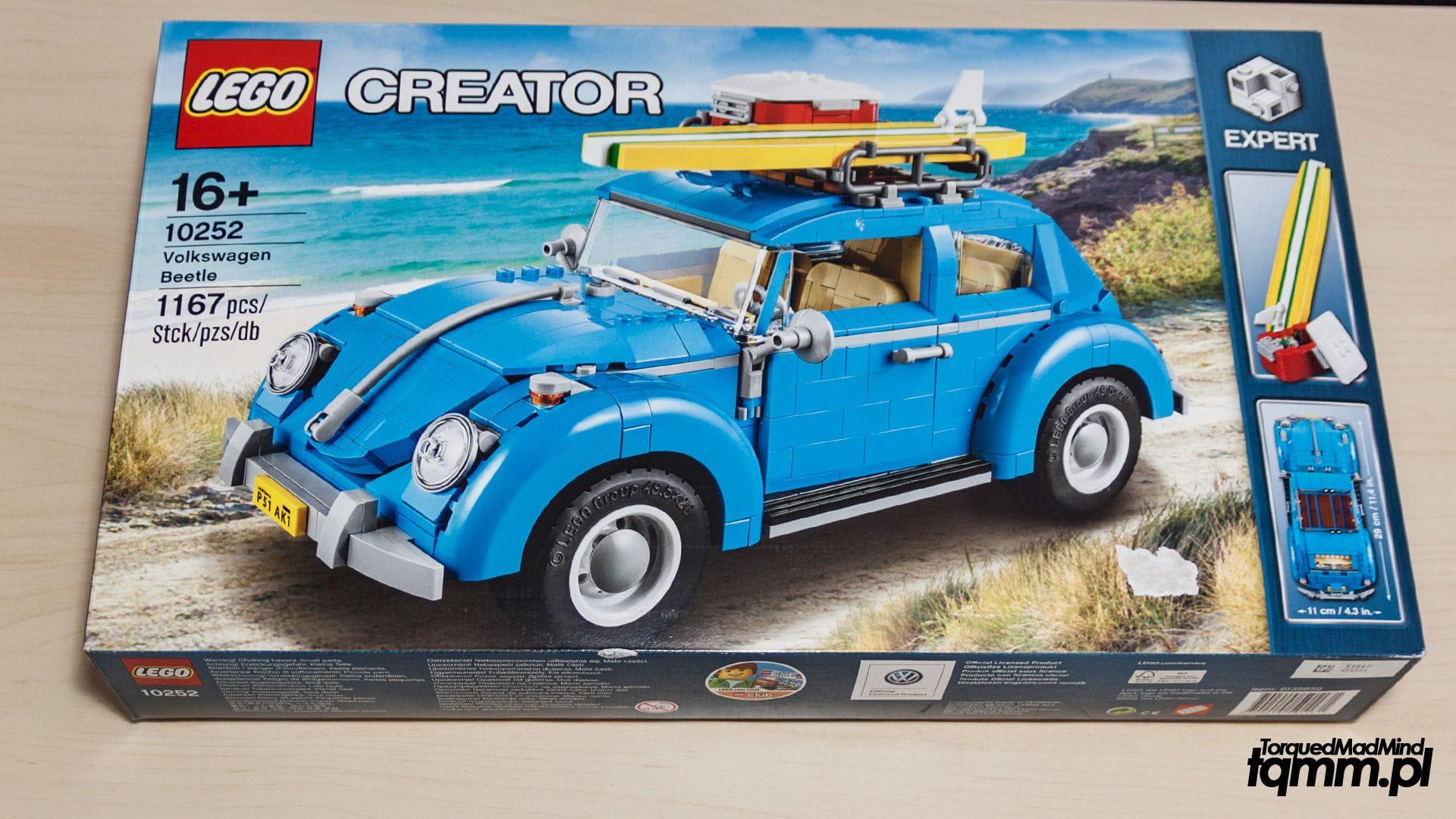 Fotki #98: Lego 10252 VW Beetle
