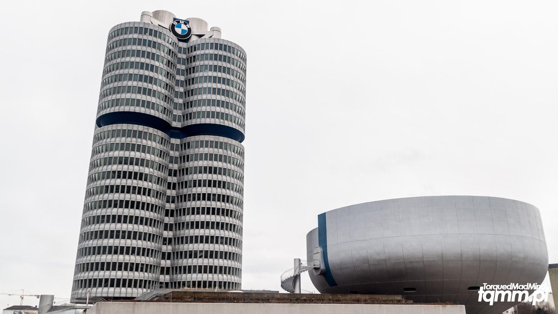 Fotki #99: BMW Museum & Welt
