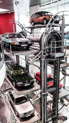 AUDI Forum Ingolstadt - TorquedMad Mind - blog motoryzacyjny